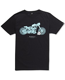 Men's Motorcycle Graphic T-Shirt