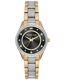 Women's Mini Lauryn Two-Tone Stainless Steel Bracelet Watch 33mm
