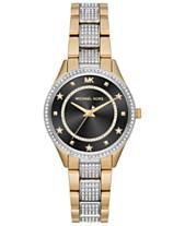 32fda506463 Michael Kors Women s Mini Lauryn Two-Tone Stainless Steel Bracelet Watch  33mm