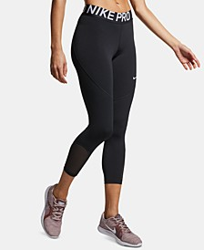 Women's Pro Cropped Leggings