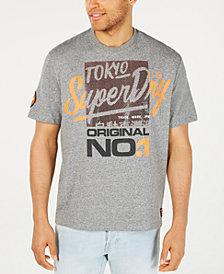 Superdry Men's Reactive Classic Box Fit T-Shirt