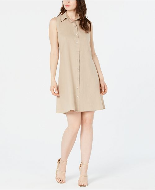 Royalty Clothing Brand Khaki Dress