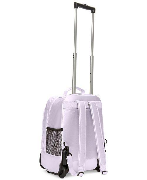 287e0b2cc Kipling Sanaa Metallic Rolling Backpack & Reviews - Handbags ...