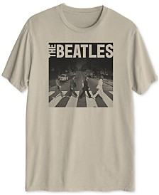 The Beatles Abbey Road Men's Graphic T-Shirt