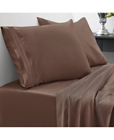 Sweet Home Collection Cal King 4-Pc Sheet Set