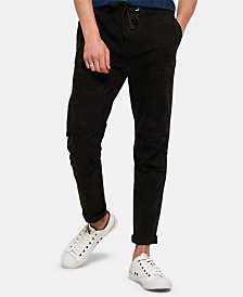 Superdry Men's Core Stretch Drawstring Utility Pants