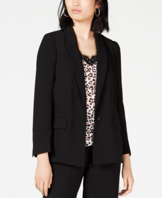 One-Button Jacket, Created for Macy's