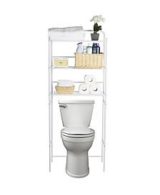 Mind Reader Toilet Rack