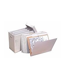 Vertical Flat File Organizer