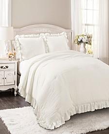 Reyna 3Pc King Comforter Set