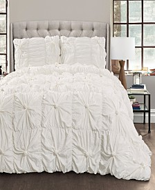 Bella 3-Pc. Full/Queen Comforter Set