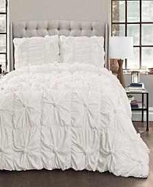 Bella 3-Pc. Full/Queen Comforter Set