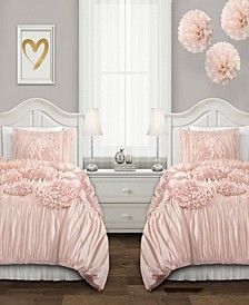 Serena 2Pc Twin XL Comforter Set