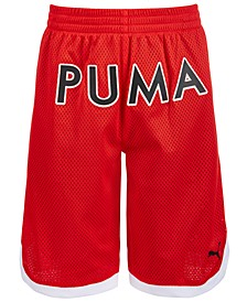 Big Boys Mesh Basketball Shorts