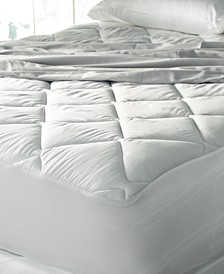 Premium Cotton Queen Mattress Pad