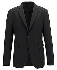 BOSS Men's Navil Travel Line Slim-Fit Jacket