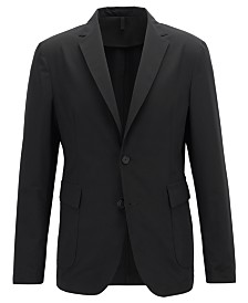 BOSS Men's Navil Travel Line Slim-Fit Jacket