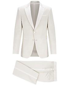 BOSS Men's Helward3/Gelvin_1 Slim-Fit Evening Suit