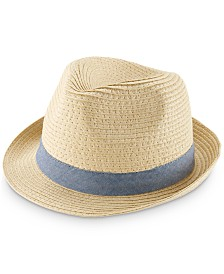 Carter's Baby Boys Ribbon-Trim Fedora