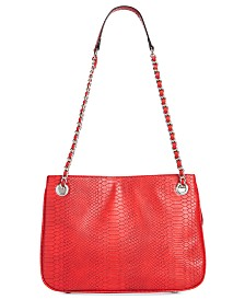I.N.C. Deliz Chain Shoulder Bag, Created for Macy's
