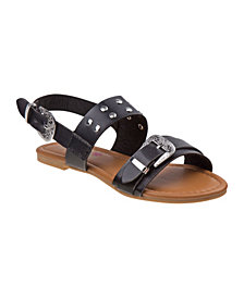 Petalia's Every Step Strappy Sandals