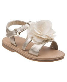Laura Ashley's Every Step Open Toe Sandals