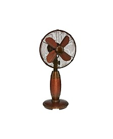 DecoBreeze Rhythm Table Fan