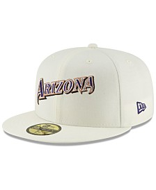 New Era Arizona Diamondbacks Vintage World Series Patch 59FIFTY Cap