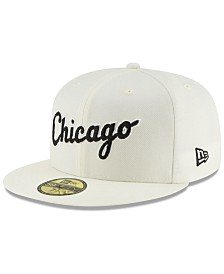 New Era Chicago White Sox Vintage World Series Patch 59FIFTY Cap
