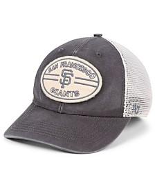 '47 Brand San Francisco Giants Hudson Patch Trucker MVP Cap