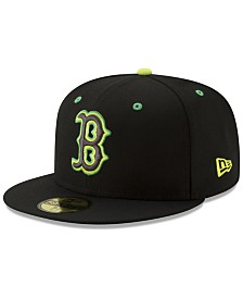 8f6aa14700ea8 New Era Boston Red Sox Night Moves 59FIFTY Fitted Cap
