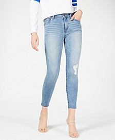 Connie High Rise Ankle Skinny Jeans