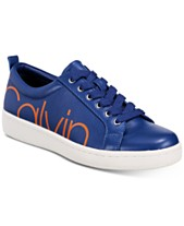 9bfc900c2f Calvin Klein Women's Sneakers and Tennis Shoes - Macy's