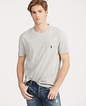 0684128d6dfb7 Polo Ralph Lauren Men s Crew Neck Pocket T-Shirt