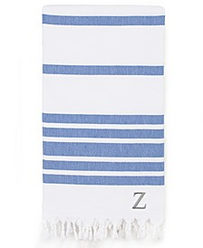 Personalized Herringbone Pestemal Beach Towel