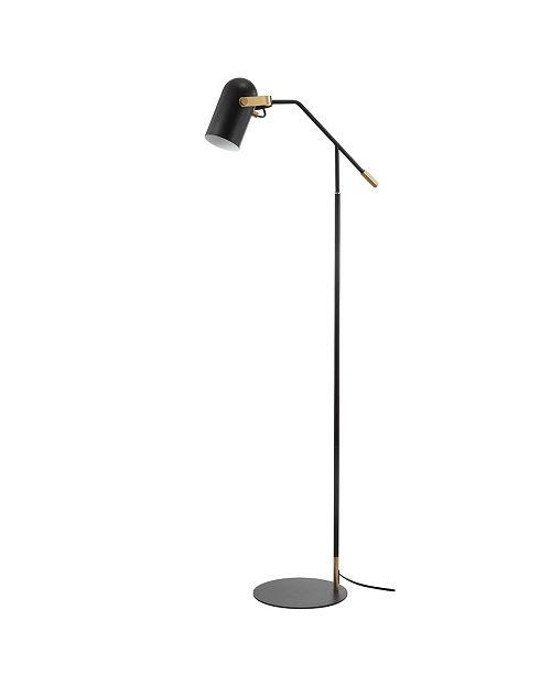 "JONATHAN Y Eugenio 58.5"" LED Floor Lamp"