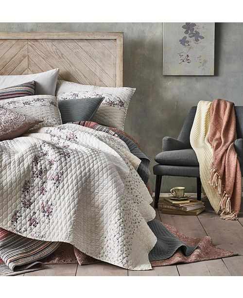 Martha Stewart Collection Pastel Quilt Collection