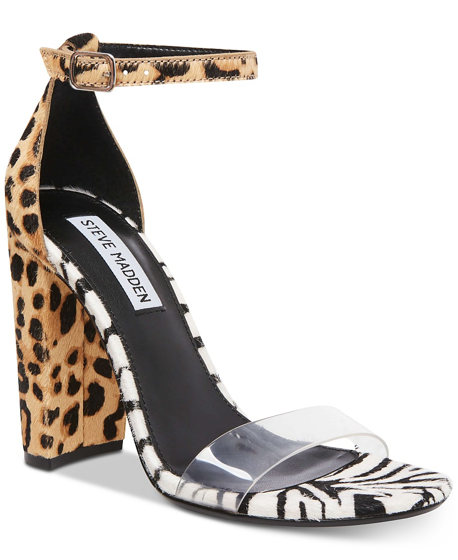 06accc5326a Steve Madden Carrson Two-Piece Sandals & Reviews - Sandals & Flip ...