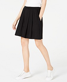 Tencel Pleated Shorts