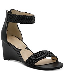 Adrienne Vittadini Pepper Wedge Sandals