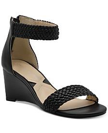 Adrienne Vittadini Pepper Wedge Sandals