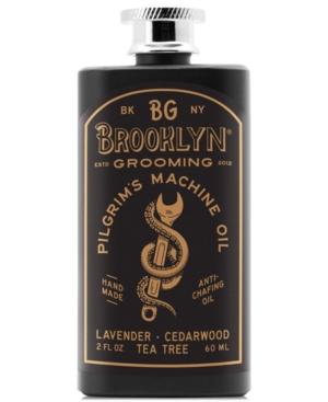 Brooklyn Grooming Pilgrim's Machine Oil, 2-oz.