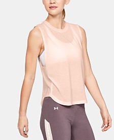 Under Armour Whisperlight Relaxed Tank Top