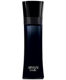 Armani Code Eau de Toilette  Fragrance Collection