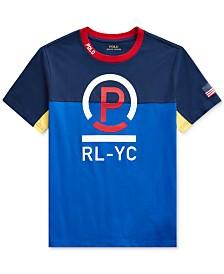 Polo Ralph Lauren Big Boys Cotton Jersey T-Shirt