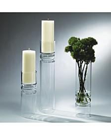 Flip Flop Candleholder or Vase Large