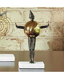 Bauhaus Sphere Woman