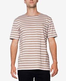 Men's Cotton Striped T-Shirt