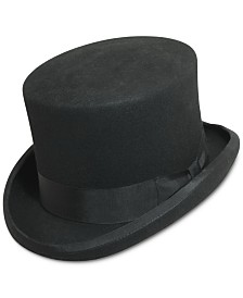 Dorfman Pacific Men's English Top Hat