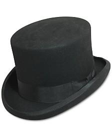 Dorfman Pacific Men's English Top Hat